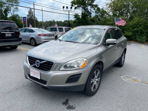 2011 Volvo XC60 for sale at Gia Auto Sales in East Wareham MA