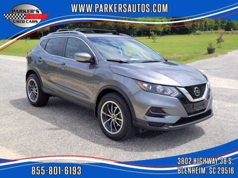 2020 Nissan Rogue Sport for sale at Parker's Used Cars in Blenheim SC