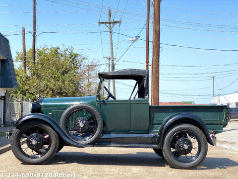 1929 Ford Model A for sale at Mr. Old Car in Dallas TX