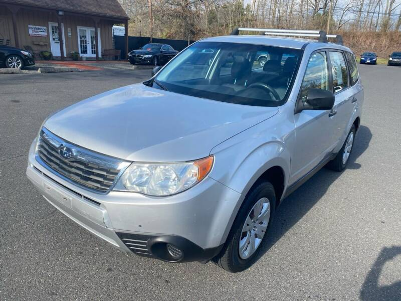2009 Subaru Forester for sale at Suburban Wrench in Pennington NJ