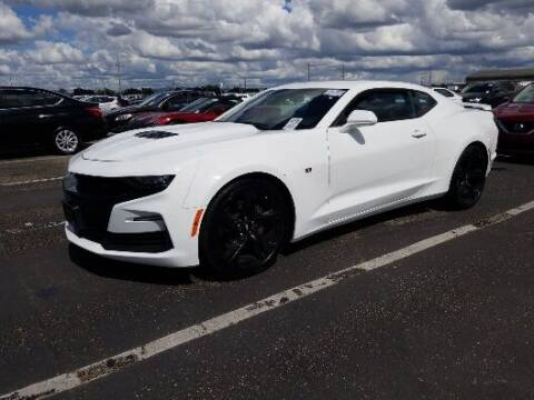 2019 Chevrolet Camaro for sale at Florida Fine Cars - West Palm Beach in West Palm Beach FL