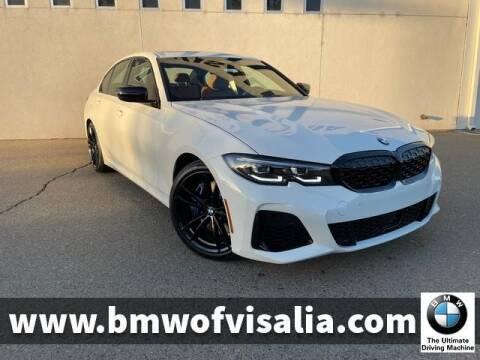 2022 BMW 3 Series for sale at BMW OF VISALIA in Visalia CA