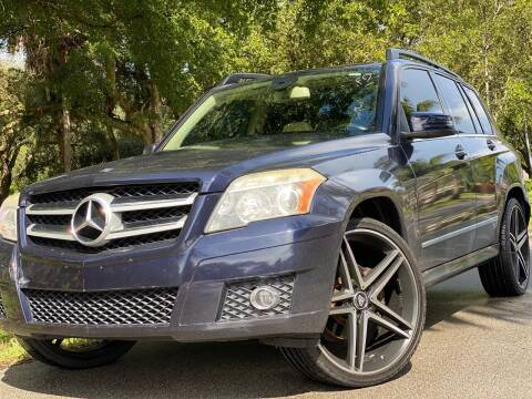 2011 Mercedes-Benz GLK for sale at HIGH PERFORMANCE MOTORS in Hollywood FL
