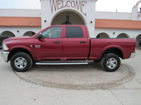 2012 RAM Ram Pickup 2500 for sale at HANSEN'S USED CARS in Ottawa KS