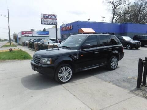 2007 Land Rover Range Rover Sport for sale at City Motors Auto Sale LLC in Redford MI