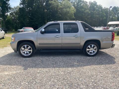 2008 Chevrolet Avalanche for sale at Joye & Company INC, in Augusta GA