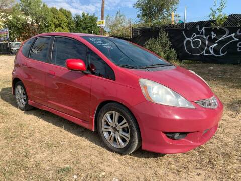 2009 Honda Fit for sale at C.J. AUTO SALES llc. in San Antonio TX