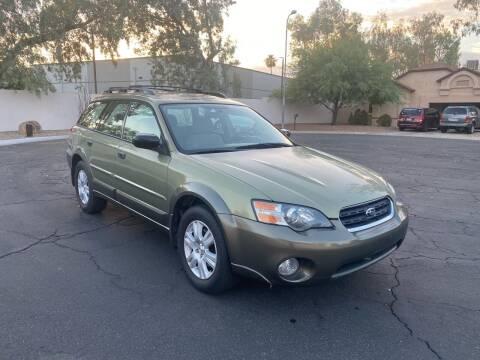 2005 Subaru Outback for sale at EV Auto Sales LLC in Sun City AZ