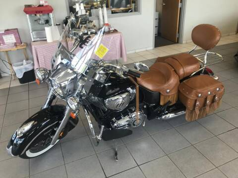 2017 Indian CHIEF for sale at Alan Browne Chevy in Genoa IL