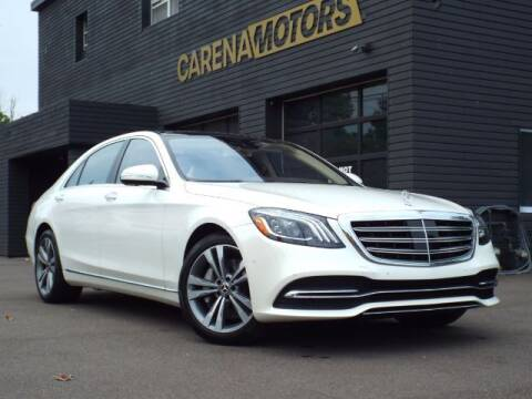 2019 Mercedes-Benz S-Class for sale at Carena Motors in Twinsburg OH