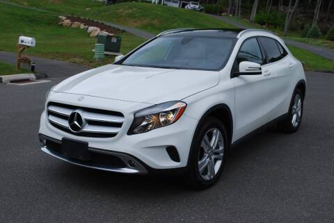 2017 Mercedes-Benz GLA for sale at New Milford Motors in New Milford CT