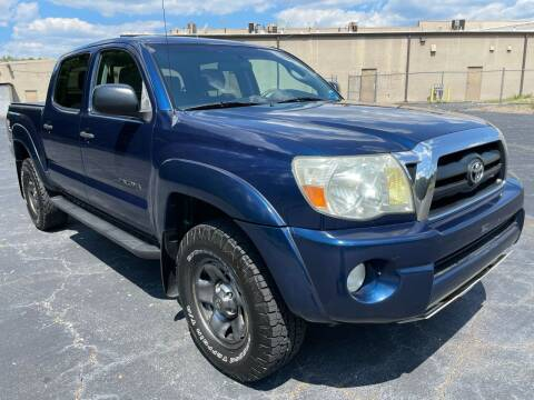 2007 Toyota Tacoma for sale at Legacy Motor Sales in Norcross GA