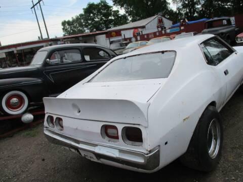 1974 AMC Javelin for sale at Marshall Motors Classics in Jackson MI