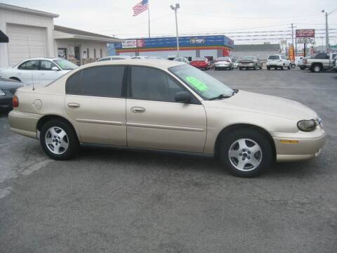 2004 Chevrolet Classic for sale at Budget Corner in Fort Wayne IN