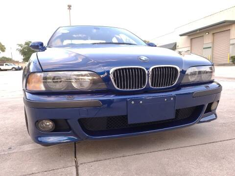 2000 BMW M5 for sale at Monaco Motor Group in Orlando FL