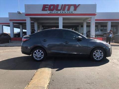 2018 Toyota Yaris iA for sale at EQUITY AUTO CENTER in Phoenix AZ