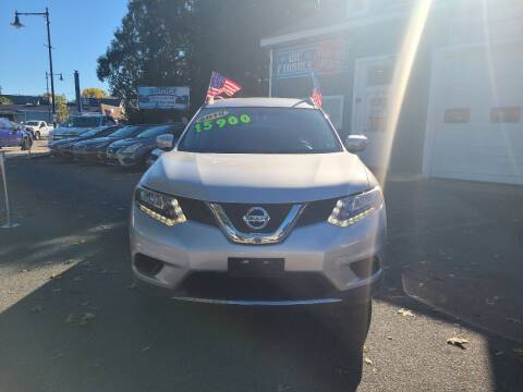 2015 Nissan Rogue for sale at Bridge Auto Group Corp in Salem MA