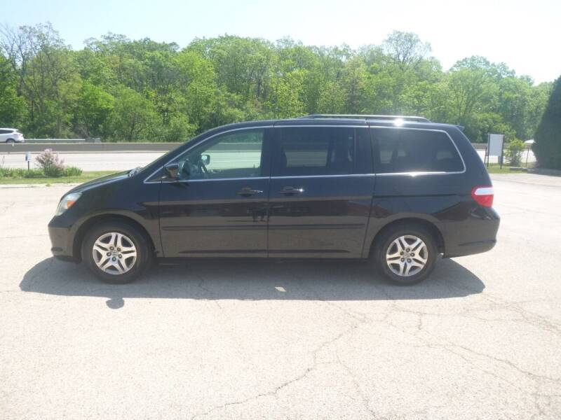 2007 Honda Odyssey for sale at NEW RIDE INC in Evanston IL