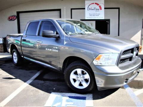 2012 RAM Ram Pickup 1500 for sale at DriveTime Plaza in Roseville CA