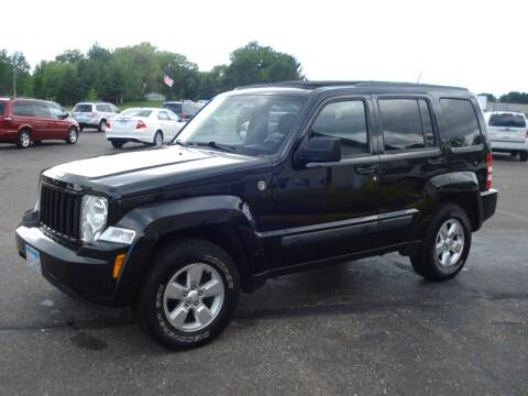 2012 Jeep Liberty for sale at North Star Auto Mall in Isanti MN
