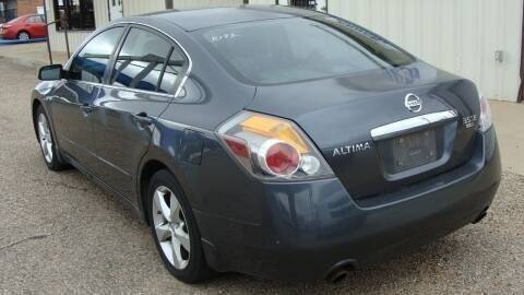 2009 Nissan Maxima for sale at Chuck Spaugh Auto Sales in Lubbock TX