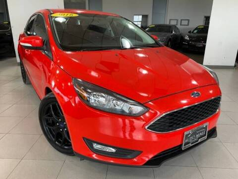 2016 Ford Focus for sale at Cj king of car loans/JJ's Best Auto Sales in Troy MI
