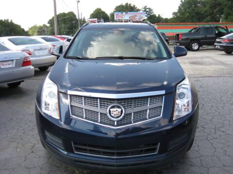 2010 Cadillac SRX for sale at LAKE CITY AUTO SALES in Forest Park GA