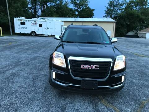 2016 GMC Terrain for sale at Jackie's Car Shop in Emigsville PA