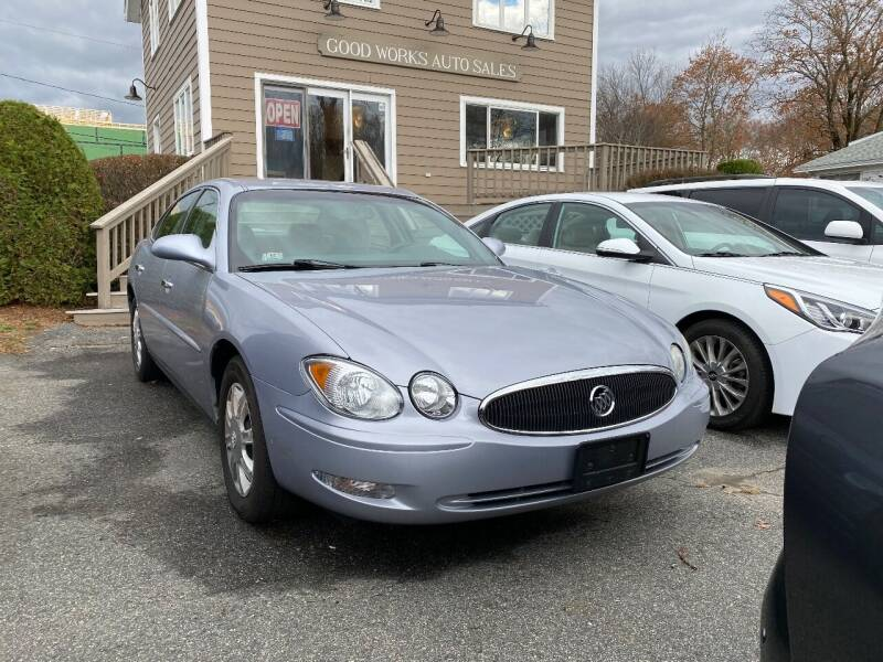 2006 Buick LaCrosse for sale at Good Works Auto Sales INC in Ashland MA