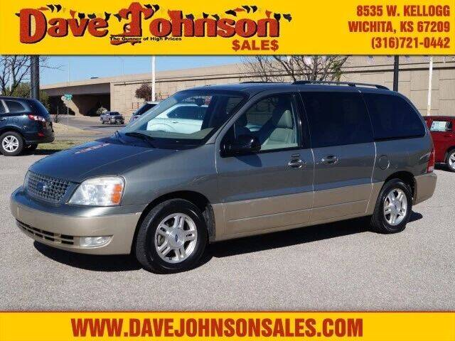 2004 Ford Freestar for sale at Dave Johnson Sales in Wichita KS
