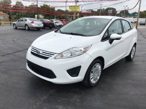 2016 Ford Fiesta for sale at IMPALA MOTORS in Memphis TN