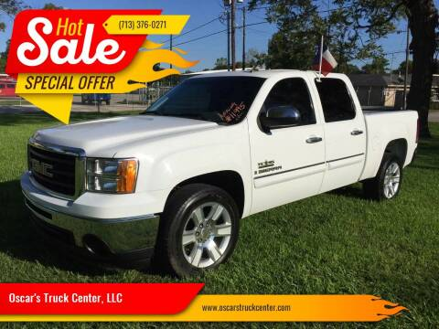 2009 GMC Sierra 1500 for sale at Oscar's Truck Center, LLC in Houston TX