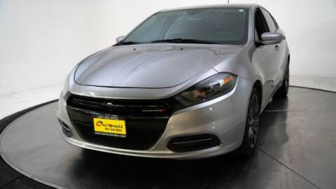 2016 Dodge Dart for sale at AUTOMAXX MAIN in Orem UT