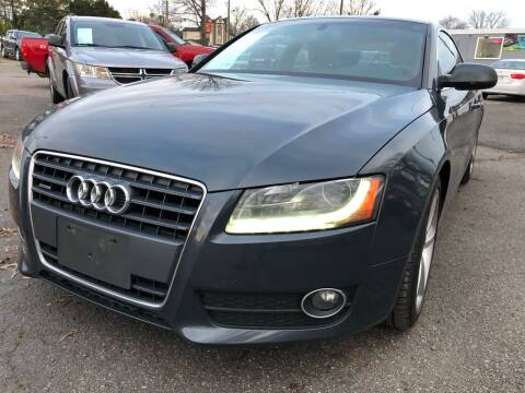 2010 Audi A5 for sale at Atlantic Auto Sales in Garner NC