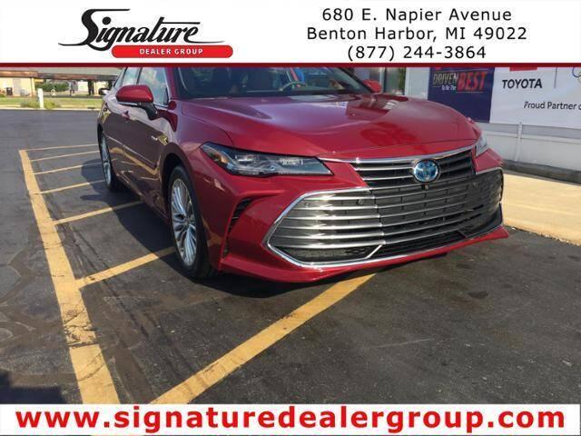 2021 Toyota Avalon Hybrid for sale in Benton Harbor, MI