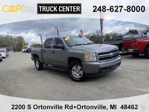 2008 Chevrolet Silverado 1500 for sale at Carite Truck Center in Ortonville MI