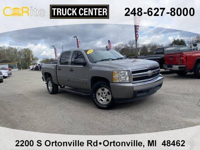 2008 Chevrolet Silverado 1500 for sale at Carite Truck Center in Ortonville MI