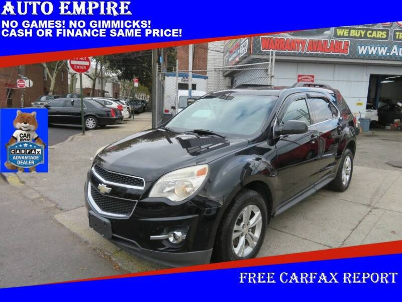 2010 Chevrolet Equinox for sale at Auto Empire in Brooklyn NY
