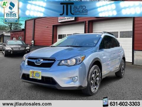 2014 Subaru XV Crosstrek for sale at JTL Auto Inc in Selden NY