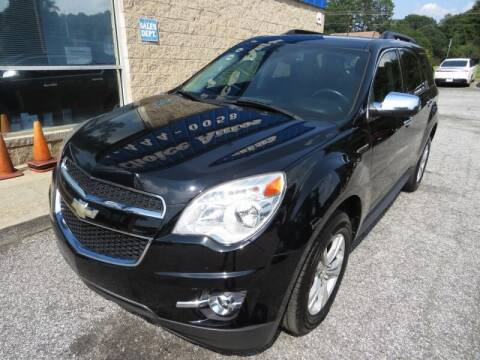 2015 Chevrolet Equinox for sale at 1st Choice Autos in Smyrna GA