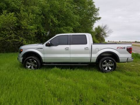 2013 Ford F-150 for sale at CAVENDER MOTORS in Van Alstyne TX