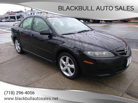 2008 Mazda MAZDA6 for sale at Blackbull Auto Sales in Ozone Park NY