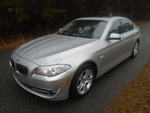 2011 BMW 5 Series for sale at City Imports Inc in Matthews NC