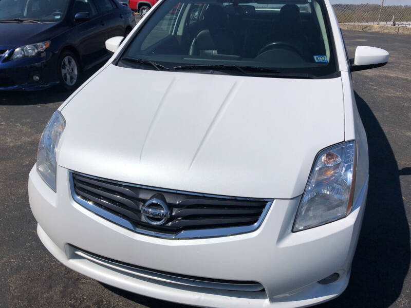 2011 Nissan Sentra for sale at Berwyn S Detweiler Sales & Service in Uniontown PA