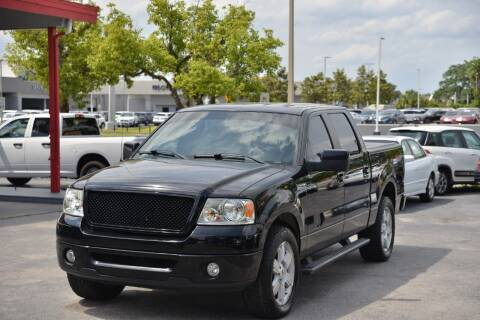 2007 Ford F-150 for sale at Motor Car Concepts II - Colonial Location in Orlando FL