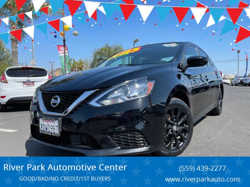 2018 Nissan Sentra for sale at River Park Automotive Center in Fresno CA
