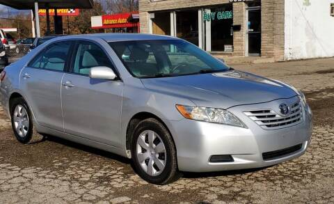 2009 Toyota Camry for sale at Nile Auto in Columbus OH