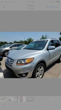 2011 Hyundai Santa Fe for sale at Sarpy County Motors in Springfield NE