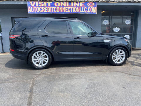 2018 Land Rover Discovery for sale at Auto Credit Connection LLC in Uniontown PA