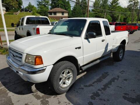 2002 Ford Ranger for sale at North Knox Auto LLC in Knoxville TN